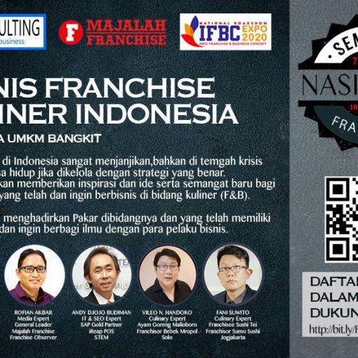 bisnis franschise kuliner indonesia