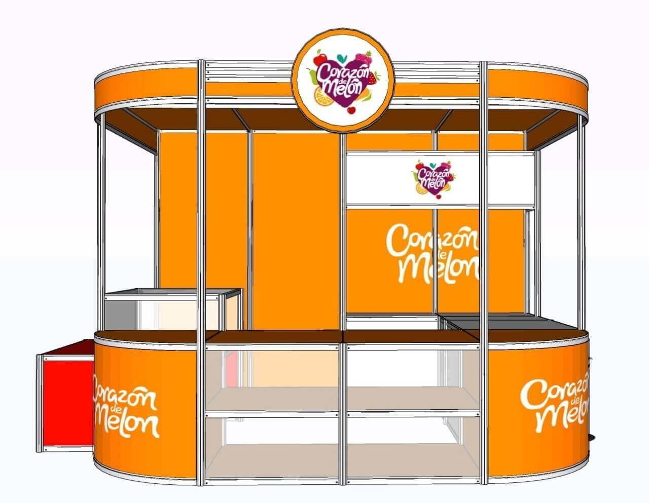 Mengemas Booth Sebagai Visualisasi Produk Bisnis - Majalah ...